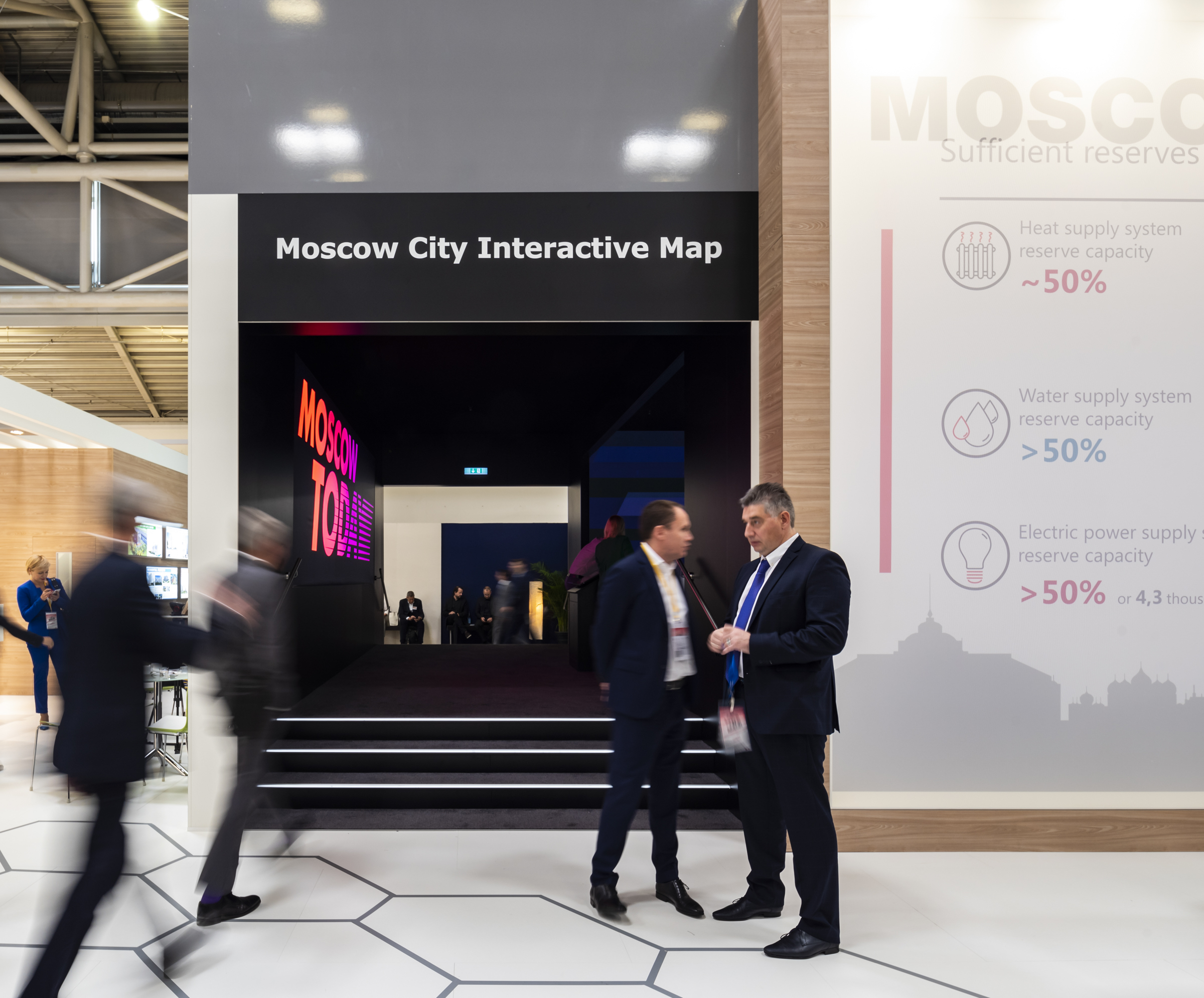 Moskau Expo Real