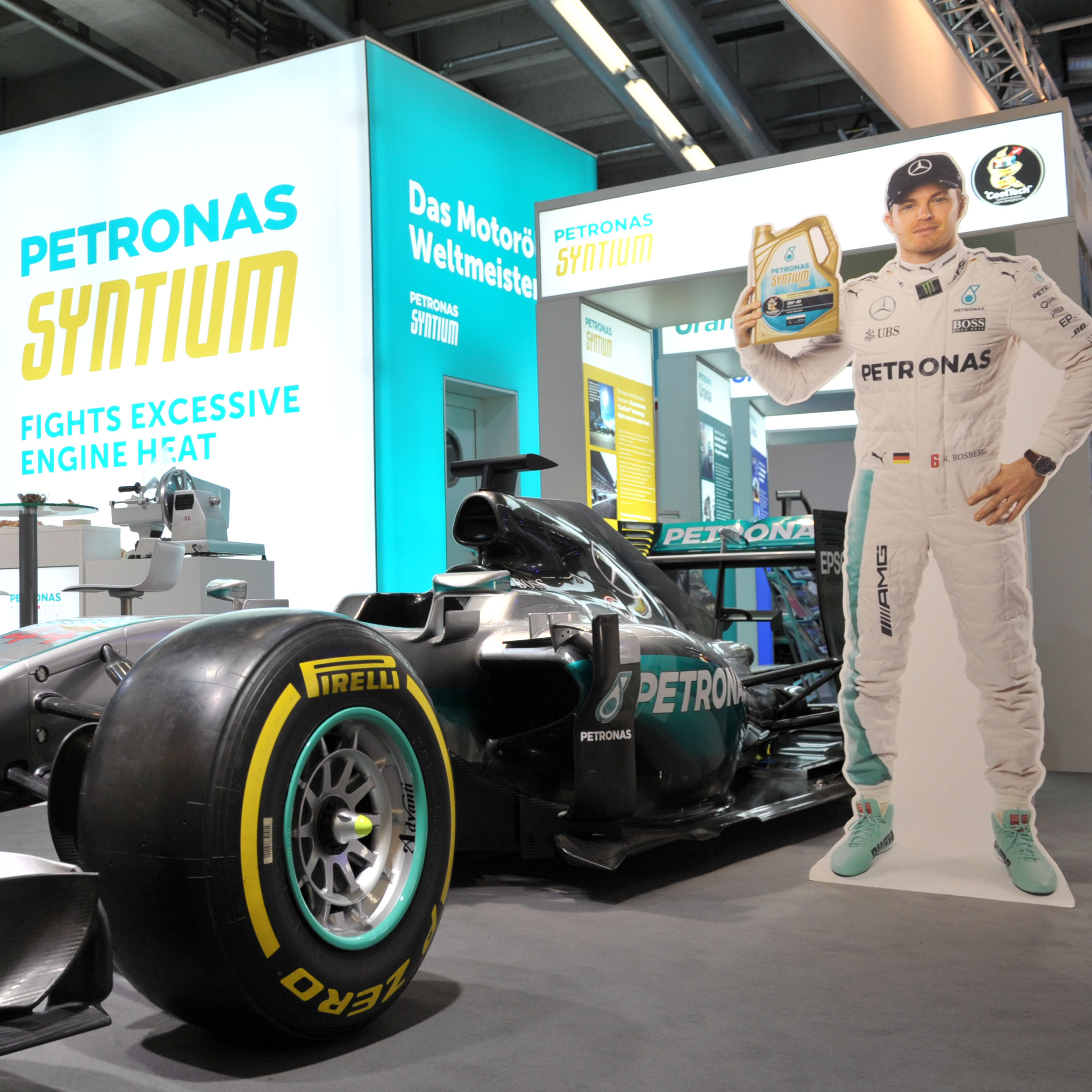 Petronas Automechanika