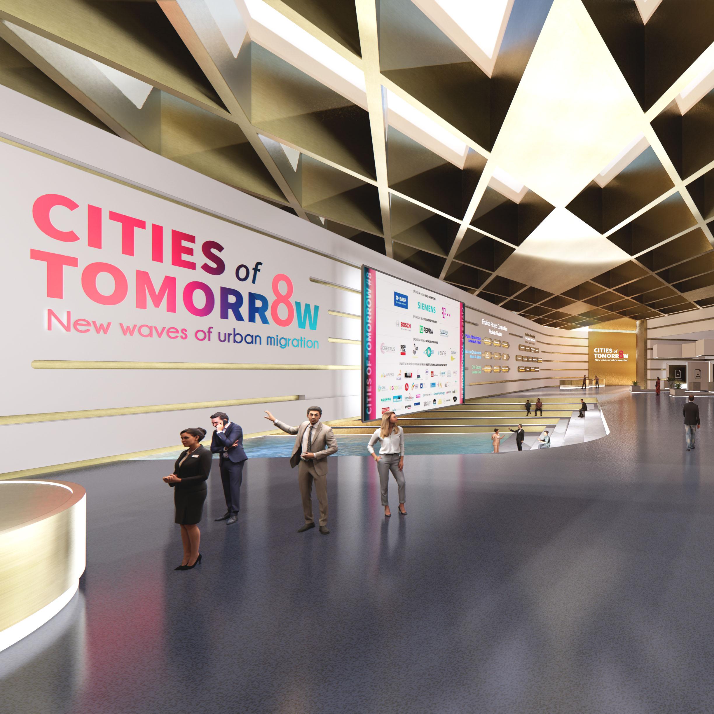 Virtueller Kongress – Cities of Tomorrow #8